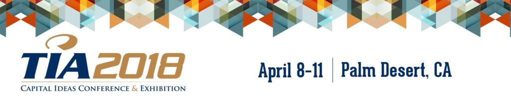 TIA 2018 conference logo
